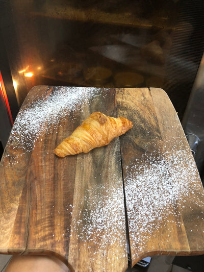 Our Traditional mini Croissant - Wholesale (Box of 20) 24hrs Notice