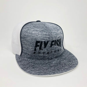Flexfit Cap heather/black