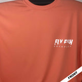 SPF Long Sleeve Salmon
