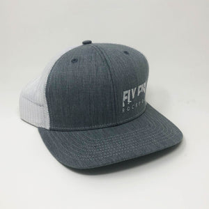 Classic Snapback Cap Heather