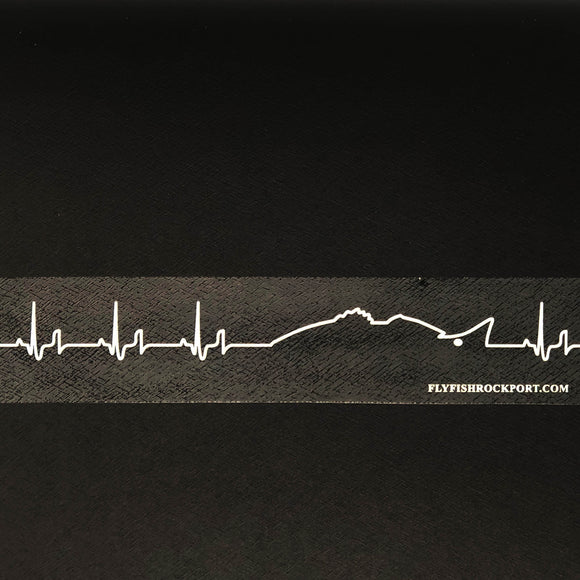 Heartbeat Sticker