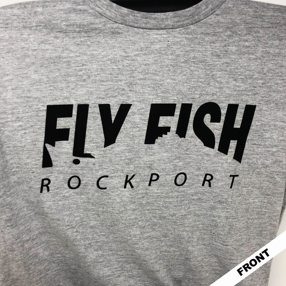 Lockup Short Sleeve Grey/Black