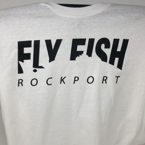 Lockup Short Sleeve White/Black