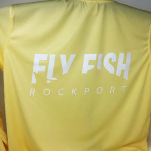 SPF Long Sleeve Pale Yellow