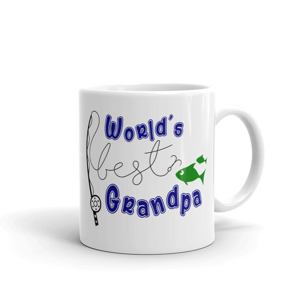 Mug Worlds best grandpa