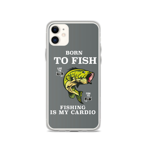 iPhone Case, fishing, fish, fisherman