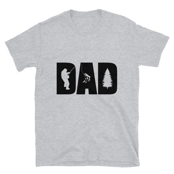 Fishing dad (Gildan 64000 Unisex Softstyle T-Shirt)