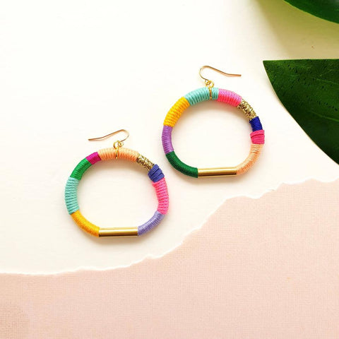 DEVOTION Hoop Earrings