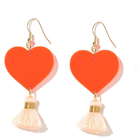 EMELDO - SUNDAY HEART EARRINGS