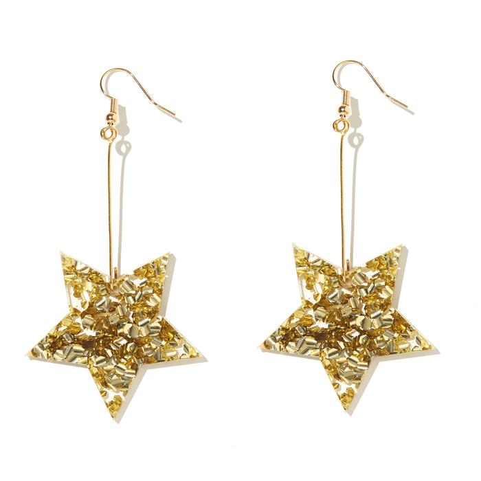 EMELDO - STAR EARRINGS