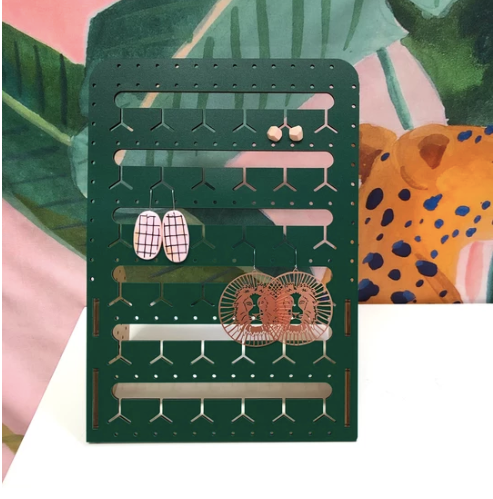 Bon Maxie - Standing Bunny-Nose Earring Holder