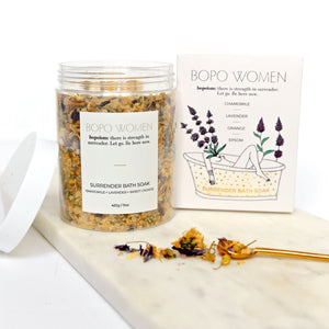 Bopo Women - Sacred Surrender Bath Soak