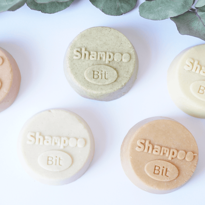 How To Use Your All Natural Shampoo Bar