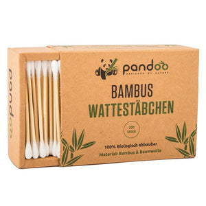 Bamboo Cotton Buds - BioBunnies