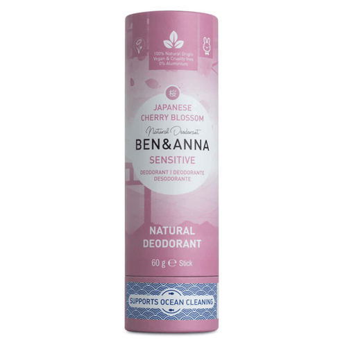 Deo without aluminium : Sensitive Cherry Blossom - BioBunnies
