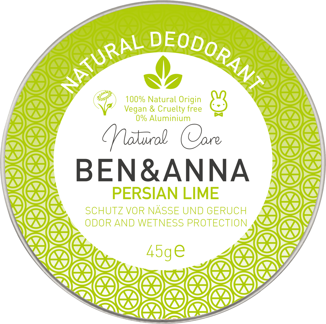 Deocreme: Persian Lime - BioBunnies