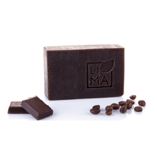 Gentle Peeling Soap Bar Kakao & Kaffee - BioBunnies