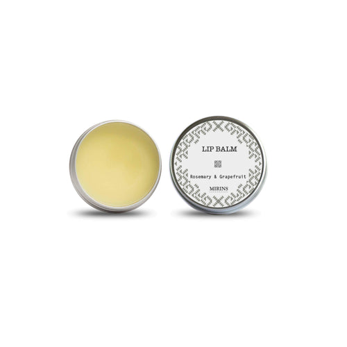 Lip Balm Rosemary & Grapefruit - BioBunnies