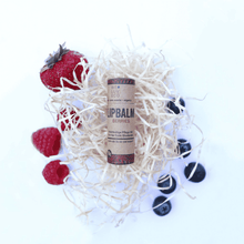 Lip Balm with Sheabutter - Berries - BioBunnies