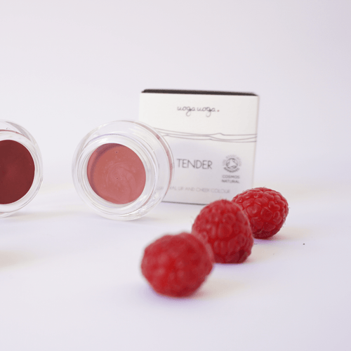 Lipstick & Rouge: Tender Berry - BioBunnies