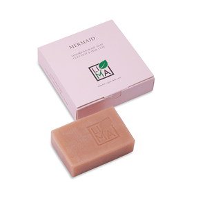Luxurious Body Soap Pink Clay & Coconut - BioBunnies