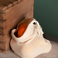 Organic Cotton Produce Bags 3er Set - BioBunnies