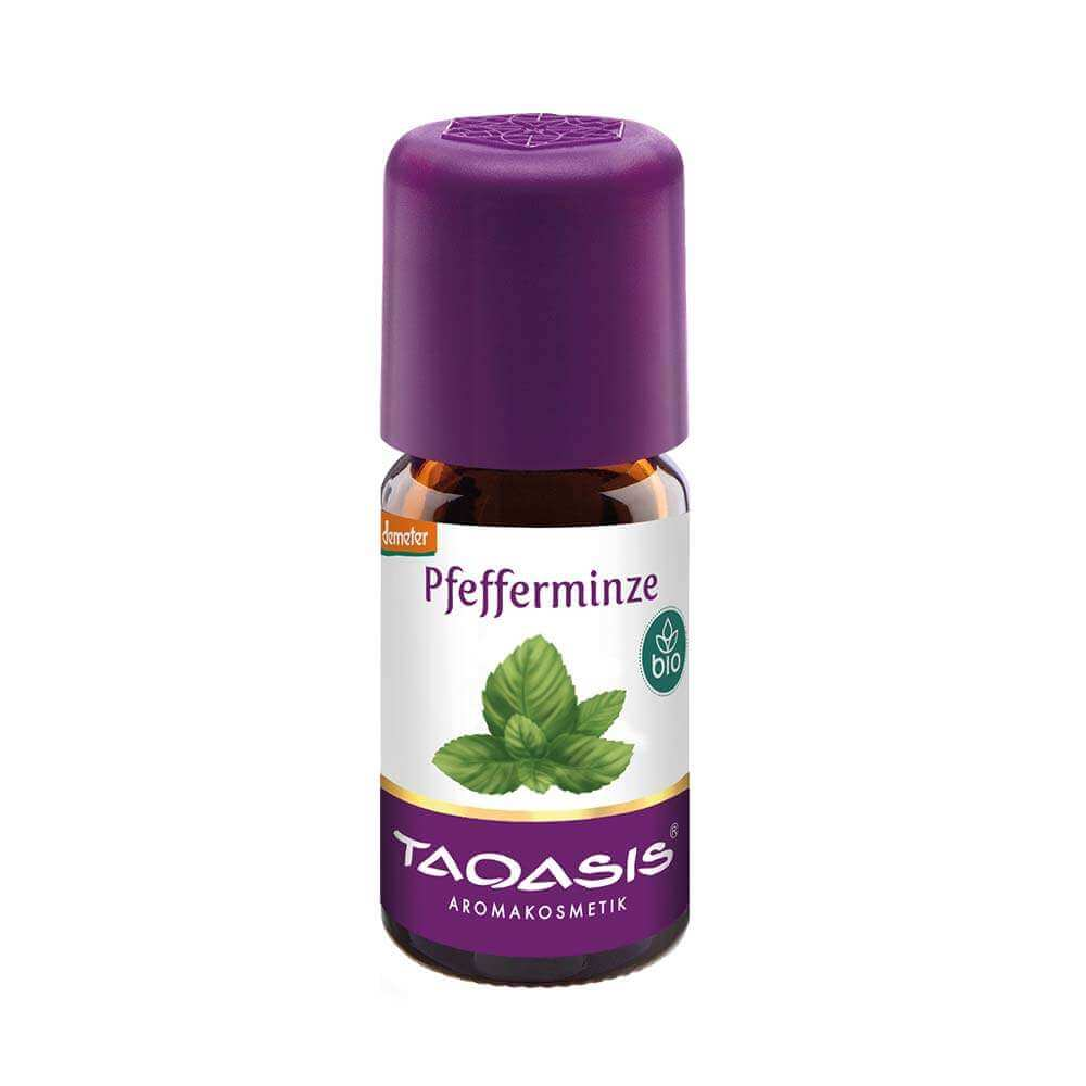 Organic Peppermint Essential Oil - BioBunnies