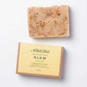Organic Soap: lemongrass, calendula & yellow clay - BioBunnies