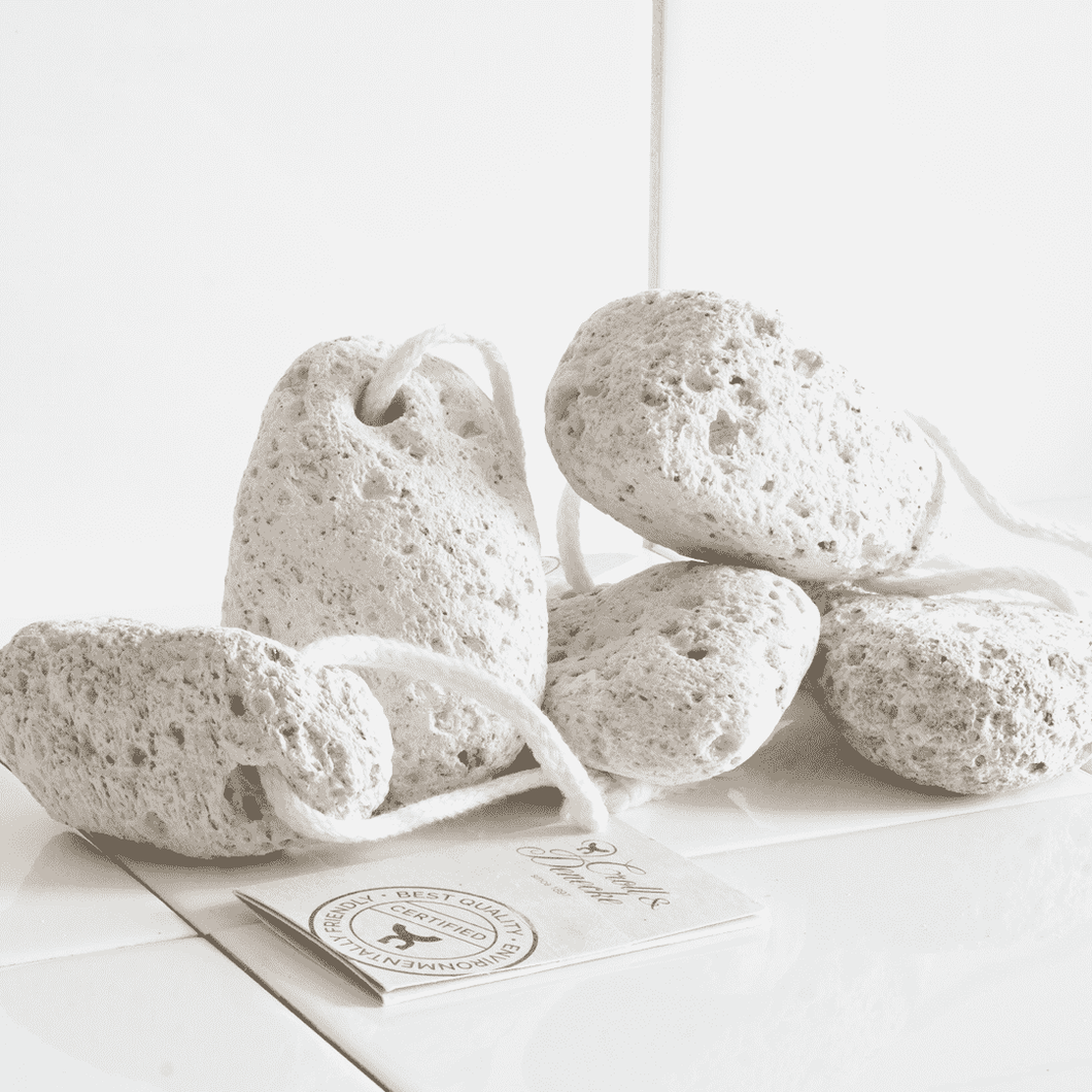Pedicure device : Pumice Stone - BioBunnies
