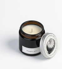 Pumpkin Spice Soy Wax Candle - BioBunnies