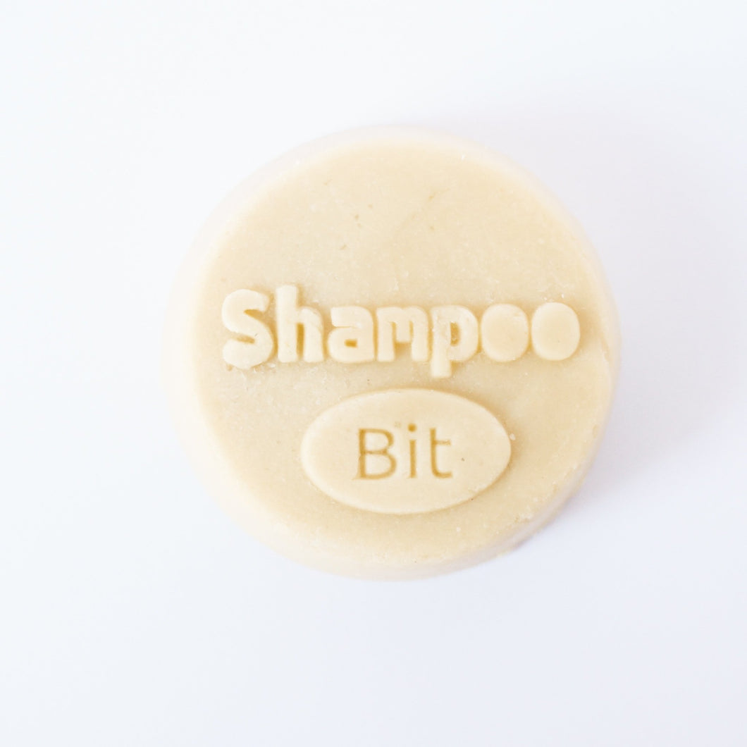 Solid Shampoo Bar Cornflower Lemon | Rosenrot ShampooBit® - BioBunnies