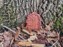 Load image into Gallery viewer, Heart Fairy Door - Hudson Woodworking