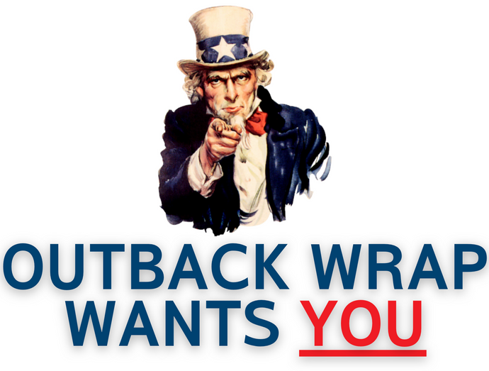 Outback Wrap Wants YOU!