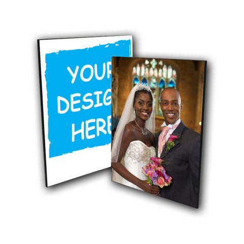 Personalized Photo Plaque 8x10