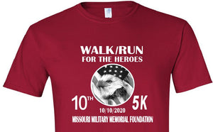 MMMF 2020 5K ADULT SHIRTS Non Team