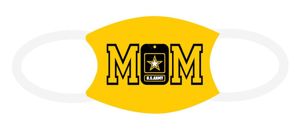 Mask MOM US Army includes shipping