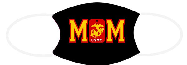 Mask MOM USMC includes shipping