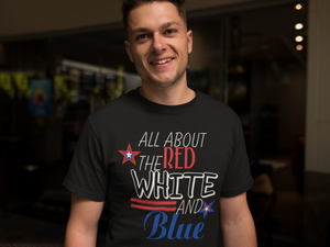 Patriotic short sleeve
