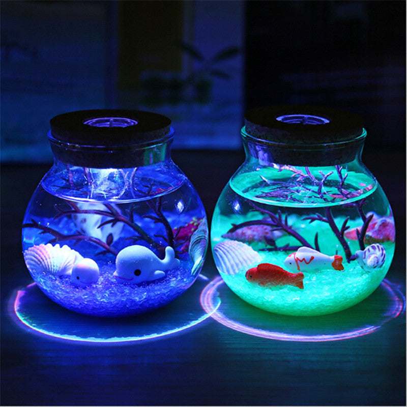 Ocean Night Light