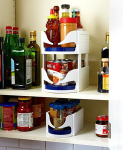 Rotating Kitchen Organiser