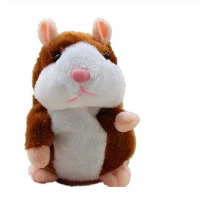 The Talking Hamster - Plush Toy