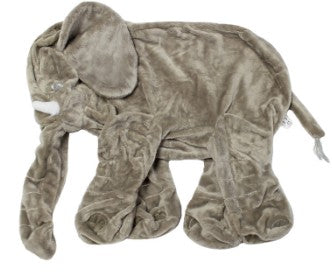 Elephant Shaped Pillow