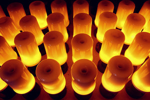 Flame Effect Light Bulbs