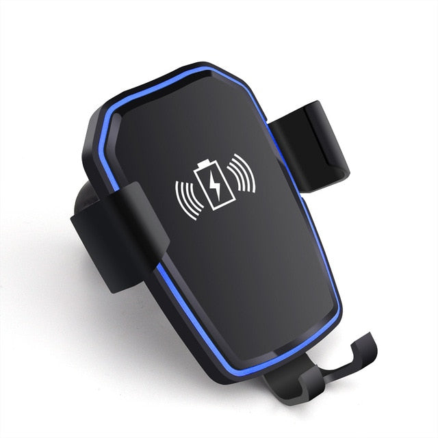Wireless Car Charger Automatic Phone Holder