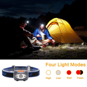 800 Lumens Headlamp