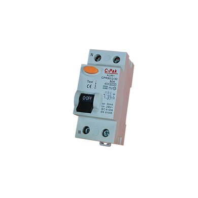 RCD - 2 pole - Time Delay
