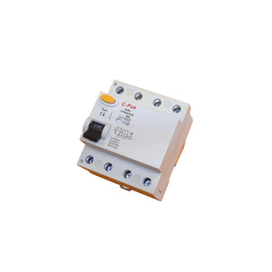 RCD - Phase to Phase <br>4 pole - 4 Module