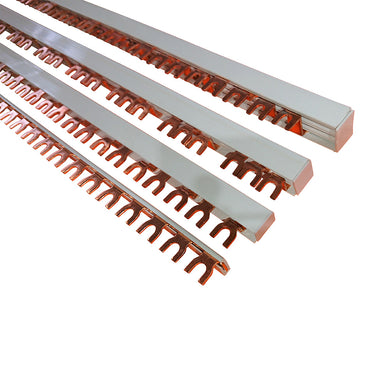 Insulated Busbar - Copper - Fork - Various