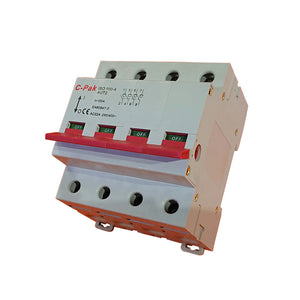 Isolator - 63-125 4 Pole
