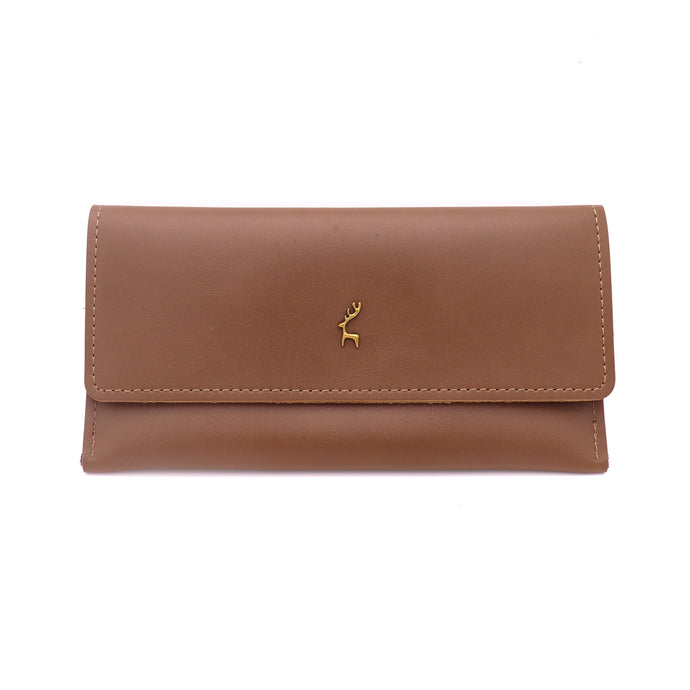 Deer Button Wallet - Chapter
